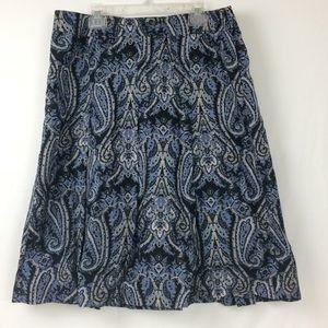 Ann Taylor skirt women's size 10